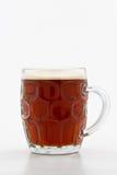 啤酒品脱 免版税库存图片