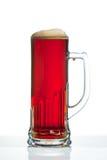 啤酒墨镜 免版税图库摄影
