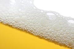 啤酒接近的图象 库存照片