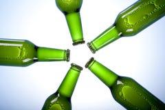 啤酒星形 免版税库存图片