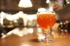 啤酒比利时人 库存图片