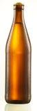 啤酒瓶下落 免版税库存照片