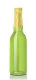 啤酒瓶玻璃绿色 皇族释放例证