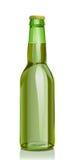 啤酒瓶玻璃绿色 向量例证