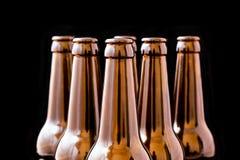 啤酒瓶 免版税图库摄影