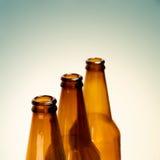 啤酒瓶 免版税库存照片