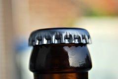啤酒盖帽 库存照片
