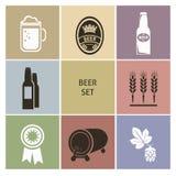啤酒象 库存图片