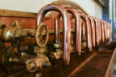 啤酒酿造厂在Pilsen 免版税图库摄影