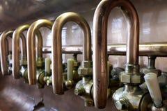 啤酒酿造厂在Pilsen 免版税库存图片