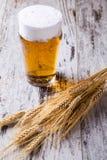 啤酒颜色设计玻璃例证符号向量 免版税库存图片