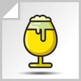 啤酒icons_10 免版税图库摄影