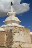 喀喇昆仑寺庙  免版税库存照片