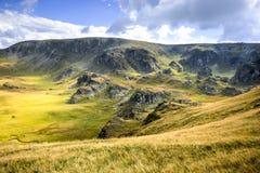喀尔巴阡山脉,罗马尼亚 免版税库存照片