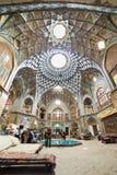 喀山义卖市场,在伊朗 免版税库存照片
