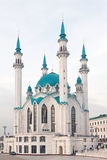喀山克里姆林宫清真寺 库存图片