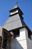 喀山克里姆林宫的塔 库存图片