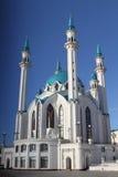 喀山清真寺 免版税库存图片