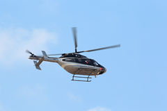 喀山Ansat-U直升机 免版税库存图片