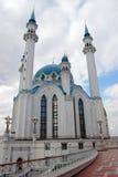 喀山kul清真寺俄国sharif寺庙 图库摄影