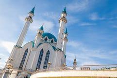 喀山kul清真寺sharif 俄国 库存照片