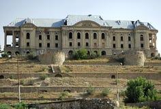 喀布尔宫殿tajbeg 免版税库存图片