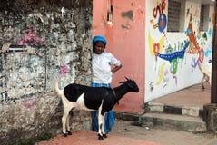 喀拉拉的人们 免版税库存照片