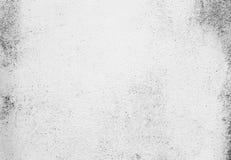 喂res白色具体纹理和背景 免版税图库摄影