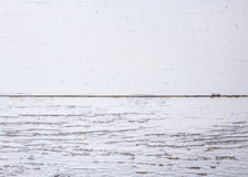 喂res白色木纹理 免版税库存图片