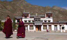 喇嘛喇嘛寺院 免版税库存图片