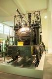 喘气的比利机车 科技馆,伦敦,英国 免版税库存照片