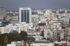 喜来登旅馆在布加勒斯特 免版税库存图片