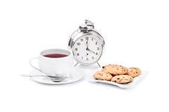 喜欢一些下午茶 免版税库存图片