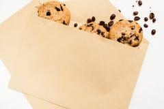 喜欢甜点和面包店商店概念 免版税图库摄影
