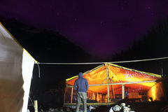 喜马偕尔邦星  库存图片