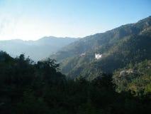 喜马拉雅地形 免版税图库摄影