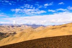 喜马拉雅山。西藏 免版税库存照片