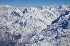 喜马拉雅山尼泊尔 库存图片