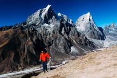 喜马拉雅山 免版税库存图片