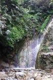喜马拉雅瀑布 免版税库存图片