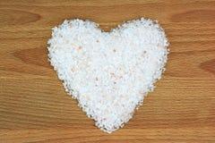 喜马拉雅盐 免版税图库摄影