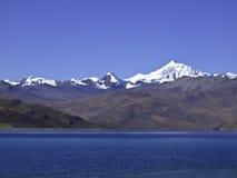 喜马拉雅范围 库存图片