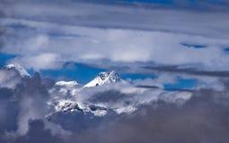 喜马拉雅 库存照片