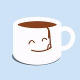喝咖啡并且放松 免版税图库摄影