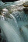 喷出的水 免版税库存图片