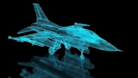 喷气式歼击机航空器滤网