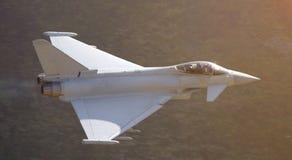 喷气式歼击机航空器 免版税图库摄影