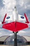 喷气式歼击机(CF-104 Starfighter) 库存照片