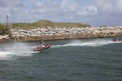 喷气机天空博察Raton入口的佛罗里达年轻人 图库摄影