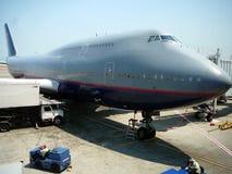 喷气机庞然大物 库存照片